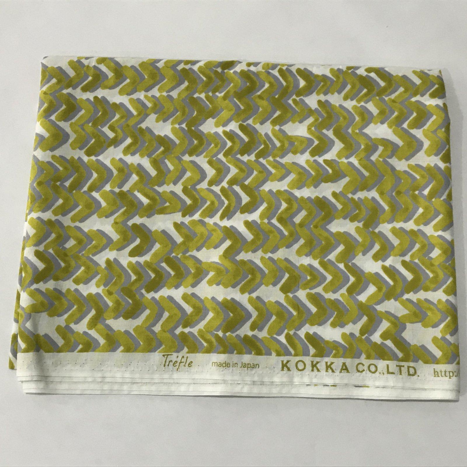 Kokka - Trefle - Japanese Cotton - 2 1/4 yard