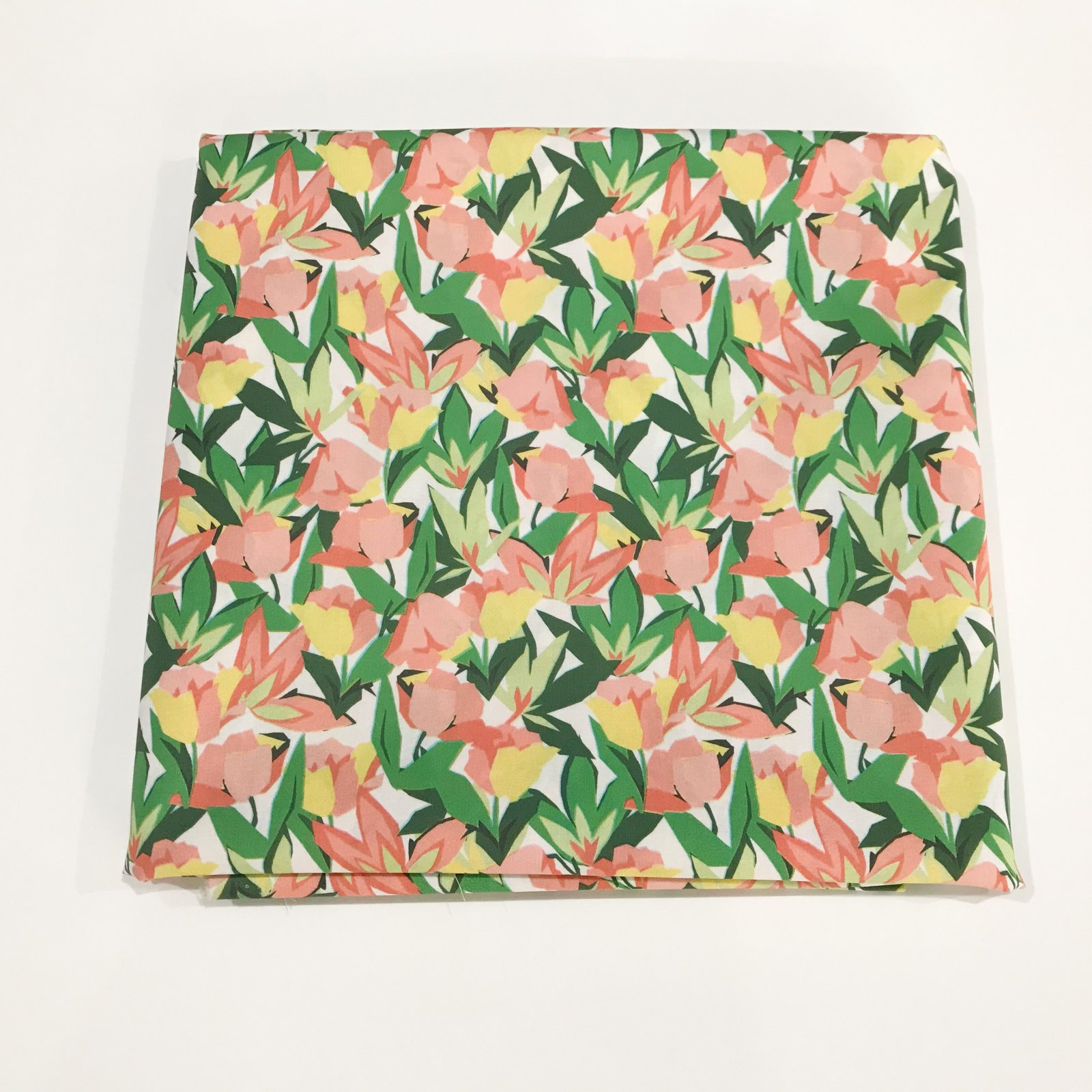 2 yards - Cotton Lawn by Lady McElroy - Summer Bloom