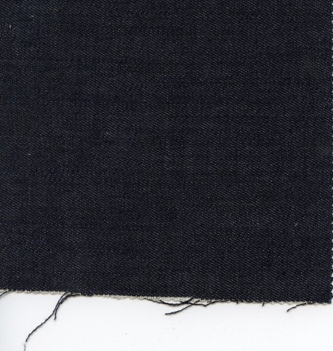 Cone Mills White Oak - 11 oz Dark Indigo Denim