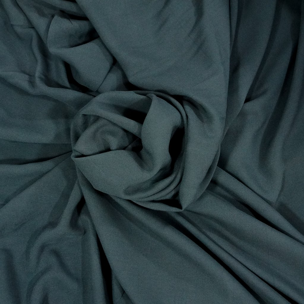 *Four Featured Fabrics: Rayon - Black Twill