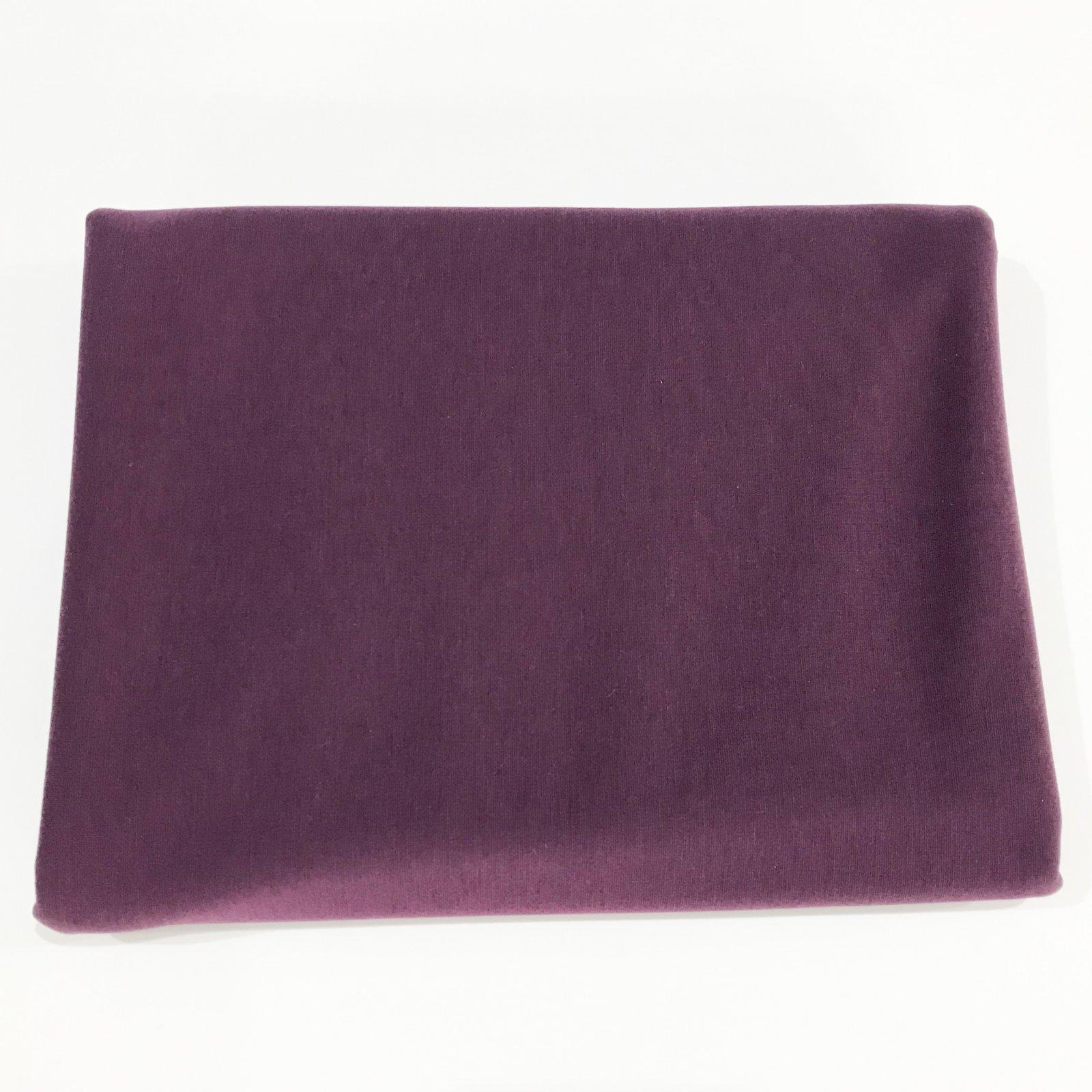 2 1/4 yard - Ponte - Deep Purple