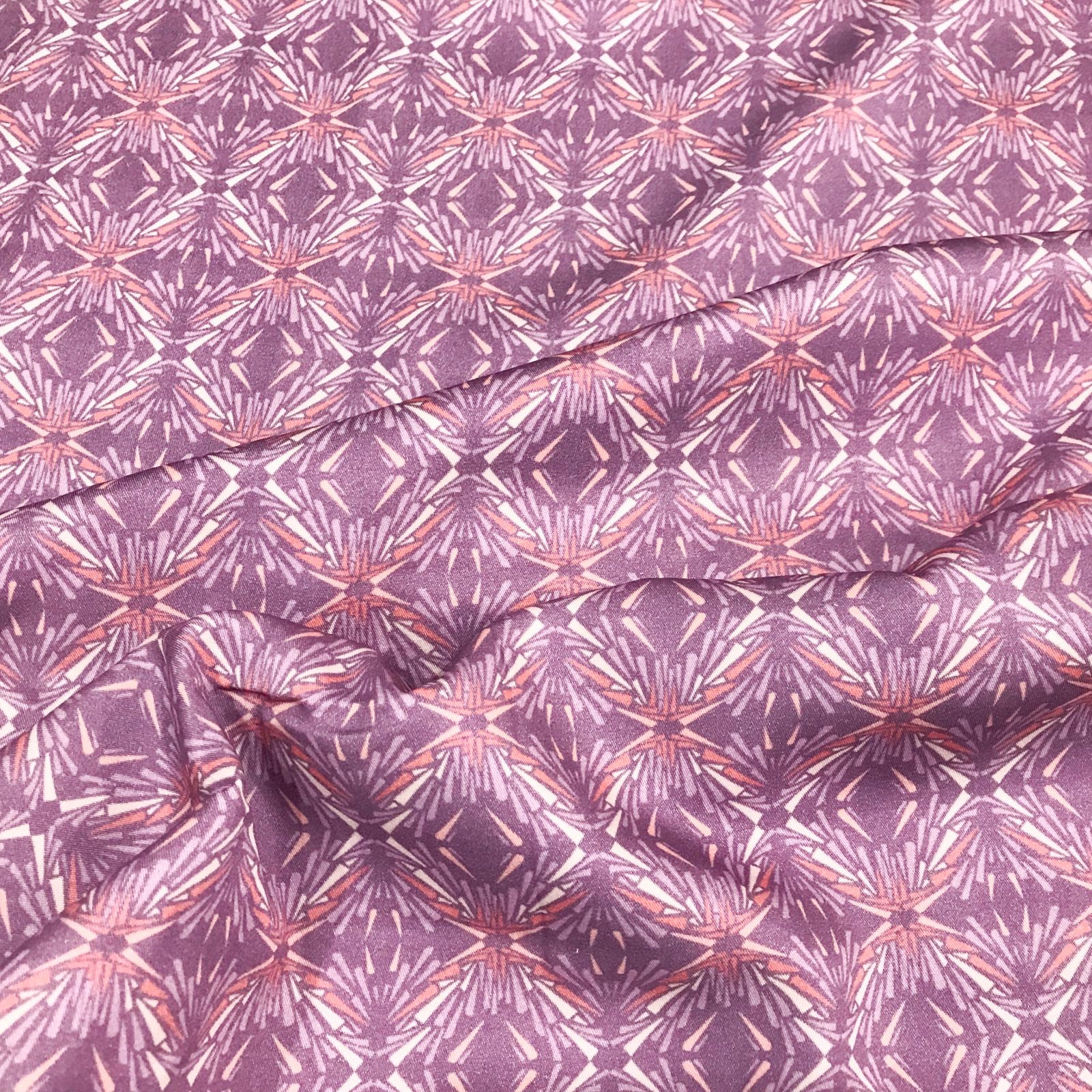 Organic Tencel Twill - Thick as Thorns - Lavender