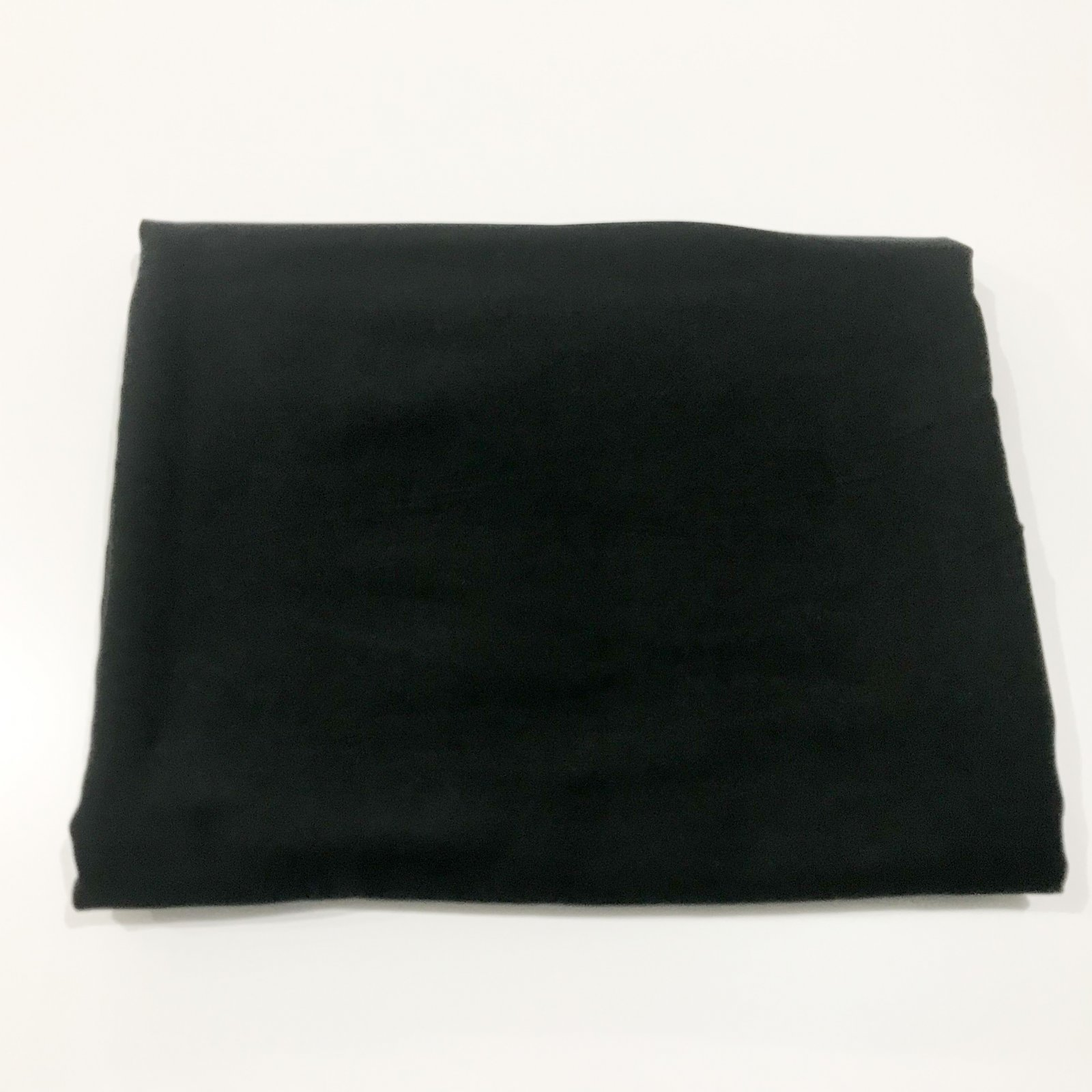 2 3/4 Rayon Twill Shirting - Black