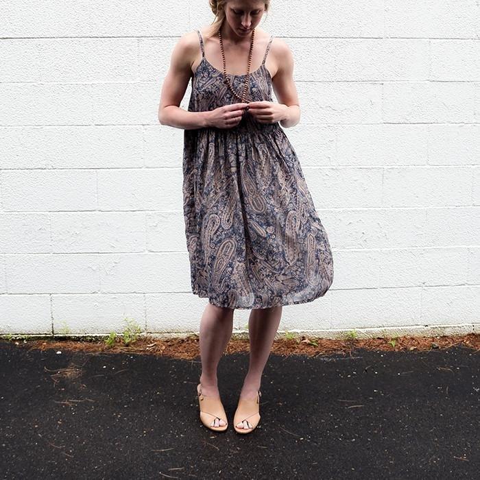 Cali Faye Collection - Klein Dress Pattern