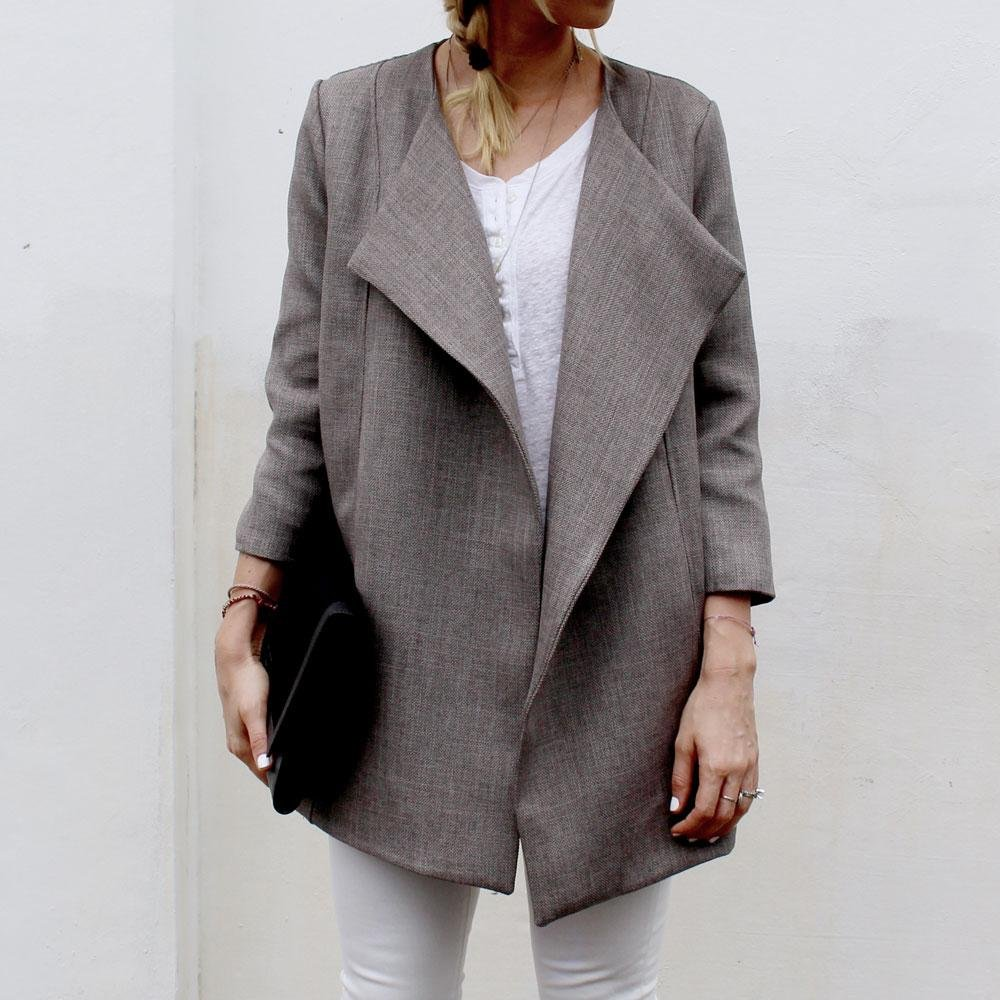 Cali Faye Collections - Brenna Coat Pattern