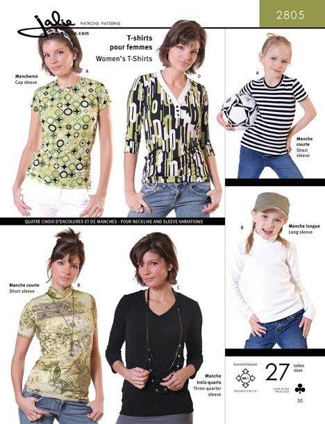 Jalie - T-shirts