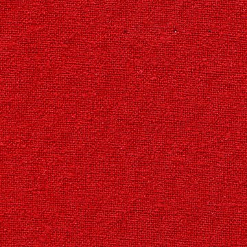 Silk Noil - Red