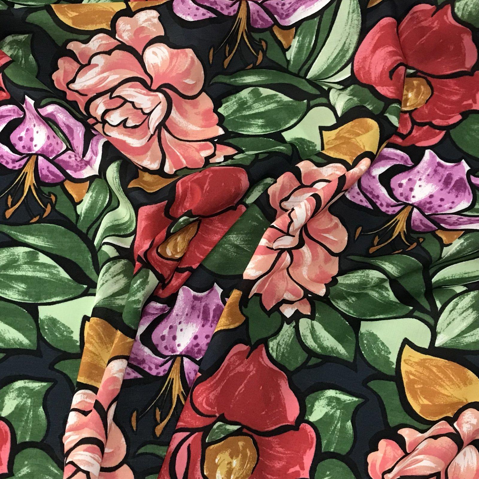 Cotton Lawn - Summer Florals