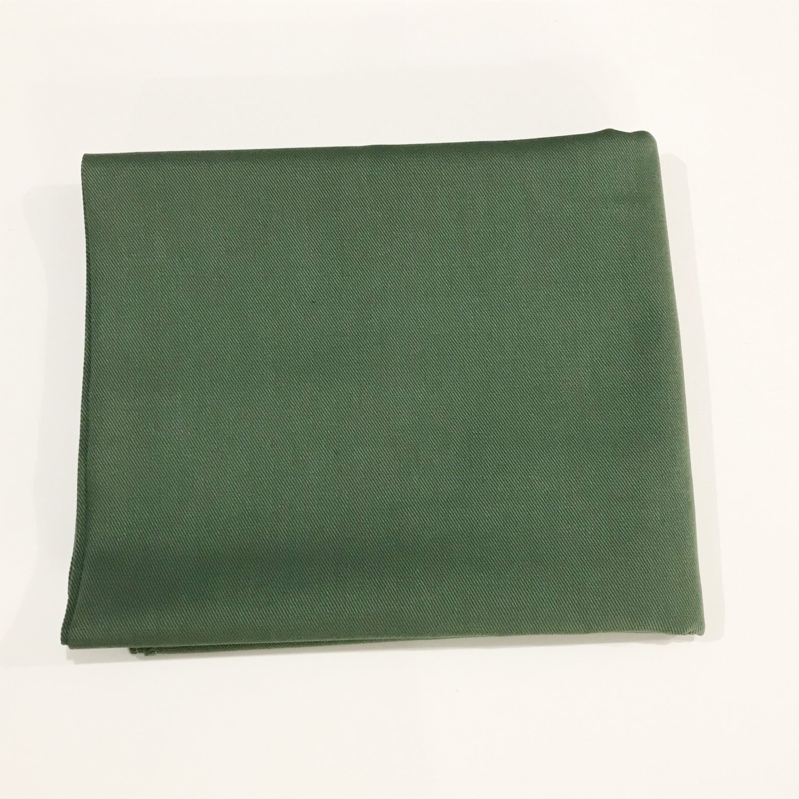 2 yards + 4 inches - Ventana Twill - Evergreen