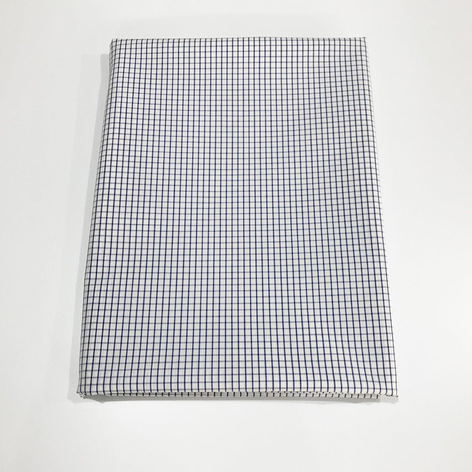 2 1/3 yards - Cotton - Checkmate Shirting