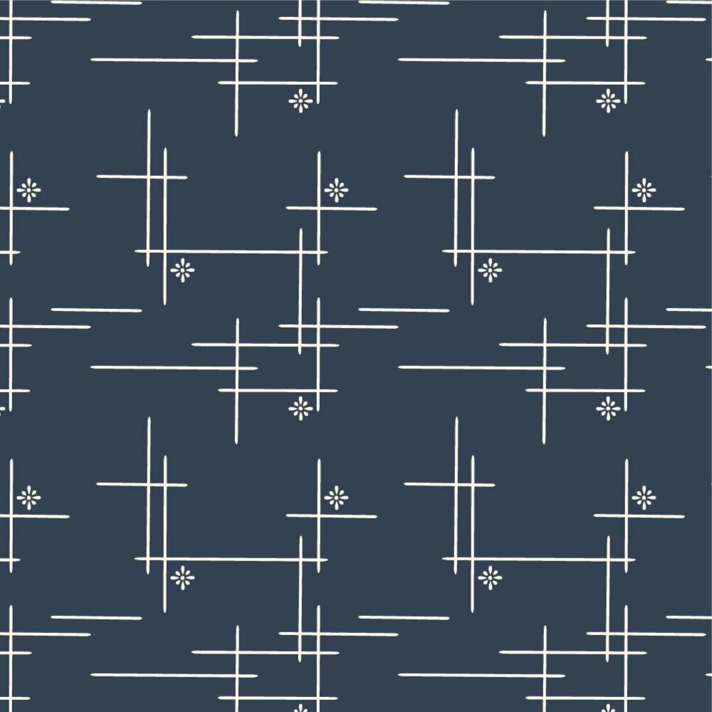 Birch Fabrics - Merryweather - Interlock Knit - Dusk