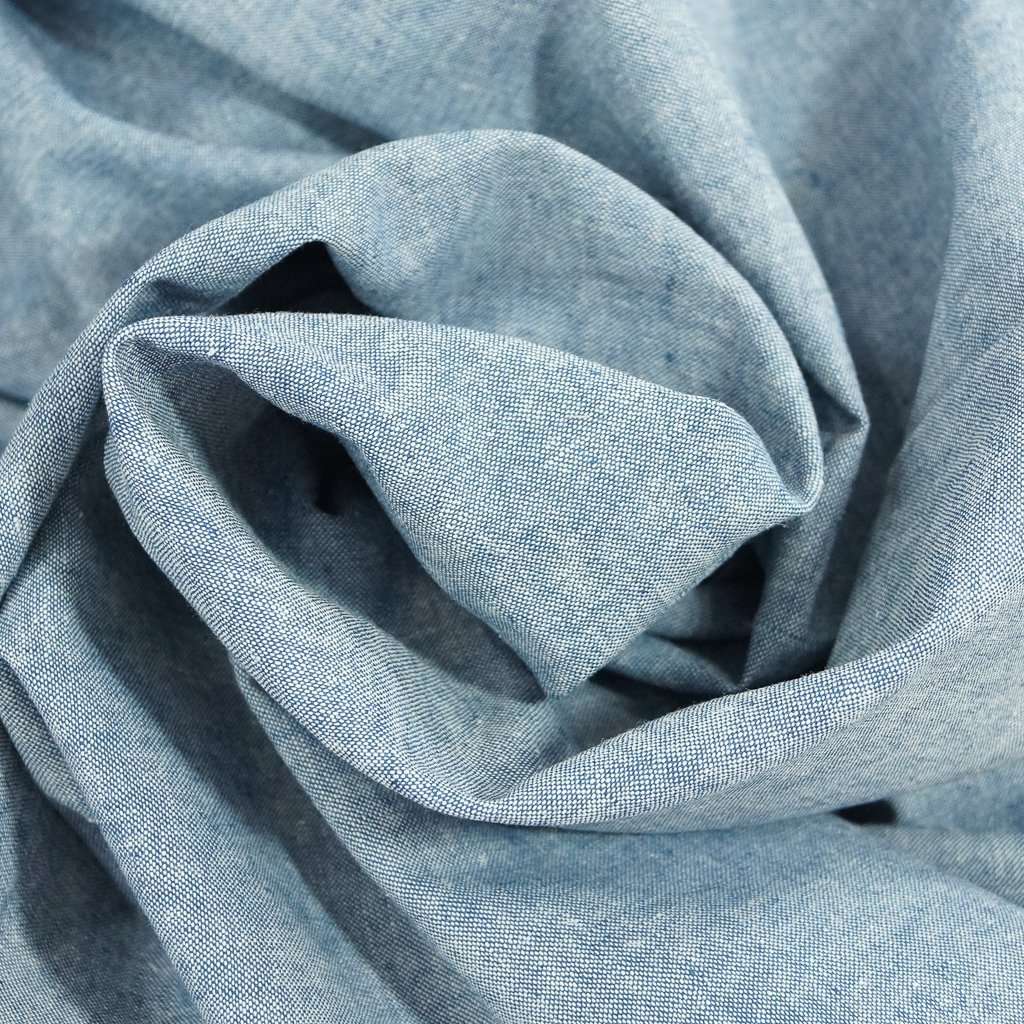 Cotton - Classic Yarn-Dyed Chambray