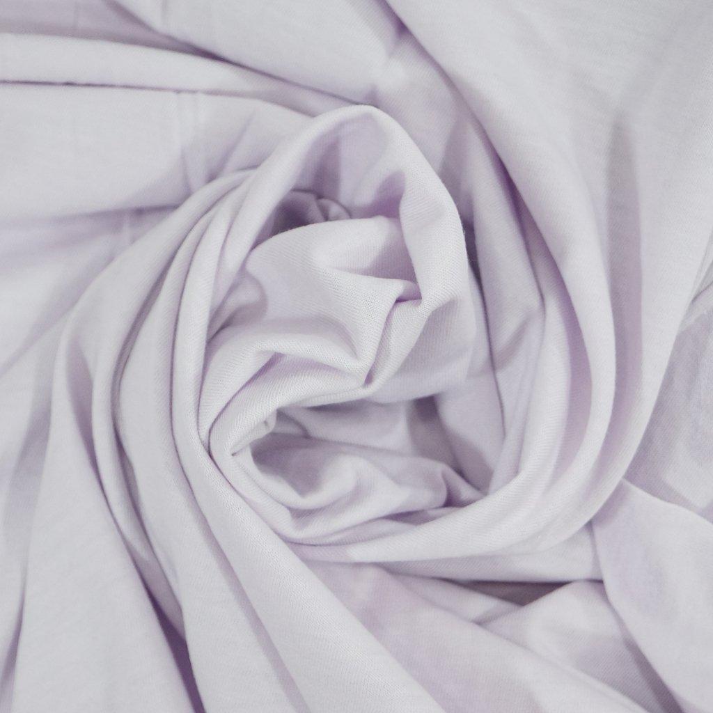 Cotton-Modal Knit - Orchid Purple