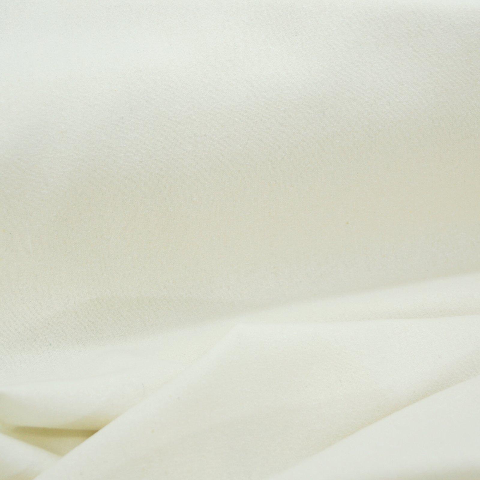 Silk Noil - Ivory