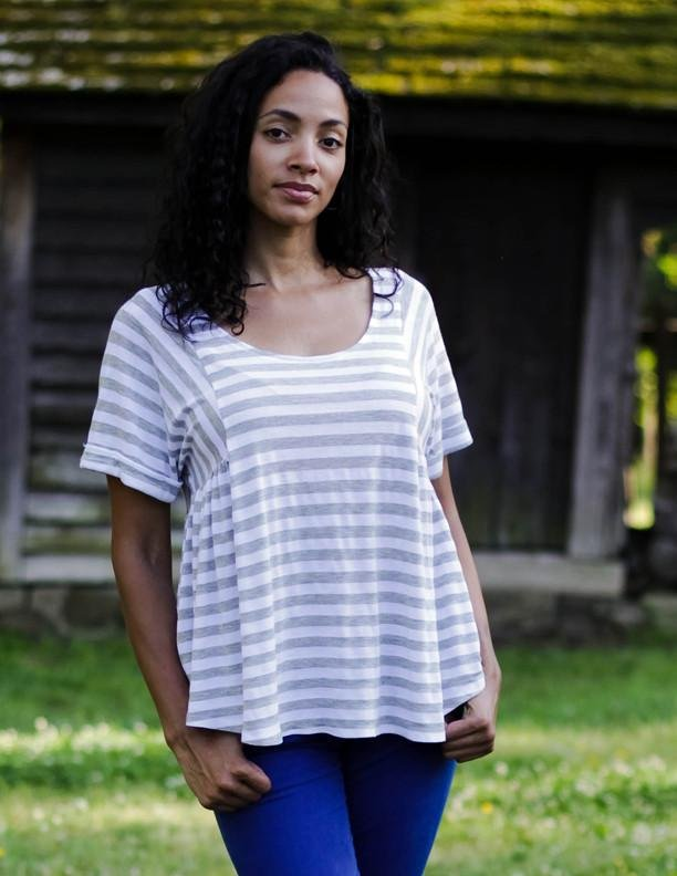 Sew Liberated- Paloma Top