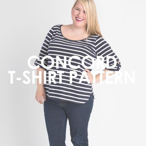 Cashmerette - Concord T-Shirt