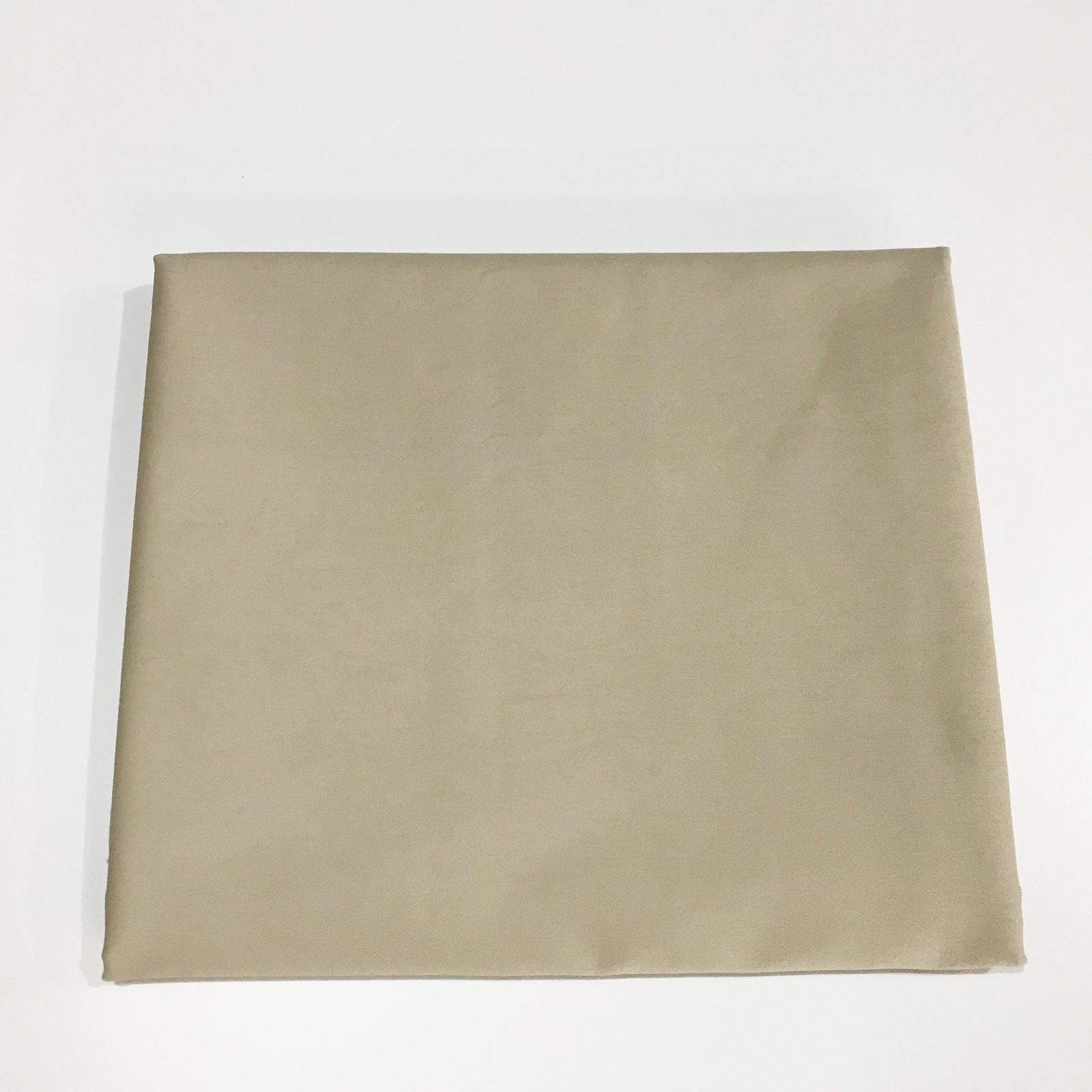 1 7/8 yards - Brushed Stretch Cotton - Tan