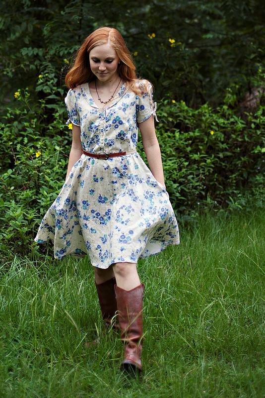 Sew Liberated - Clara Dress Pattern
