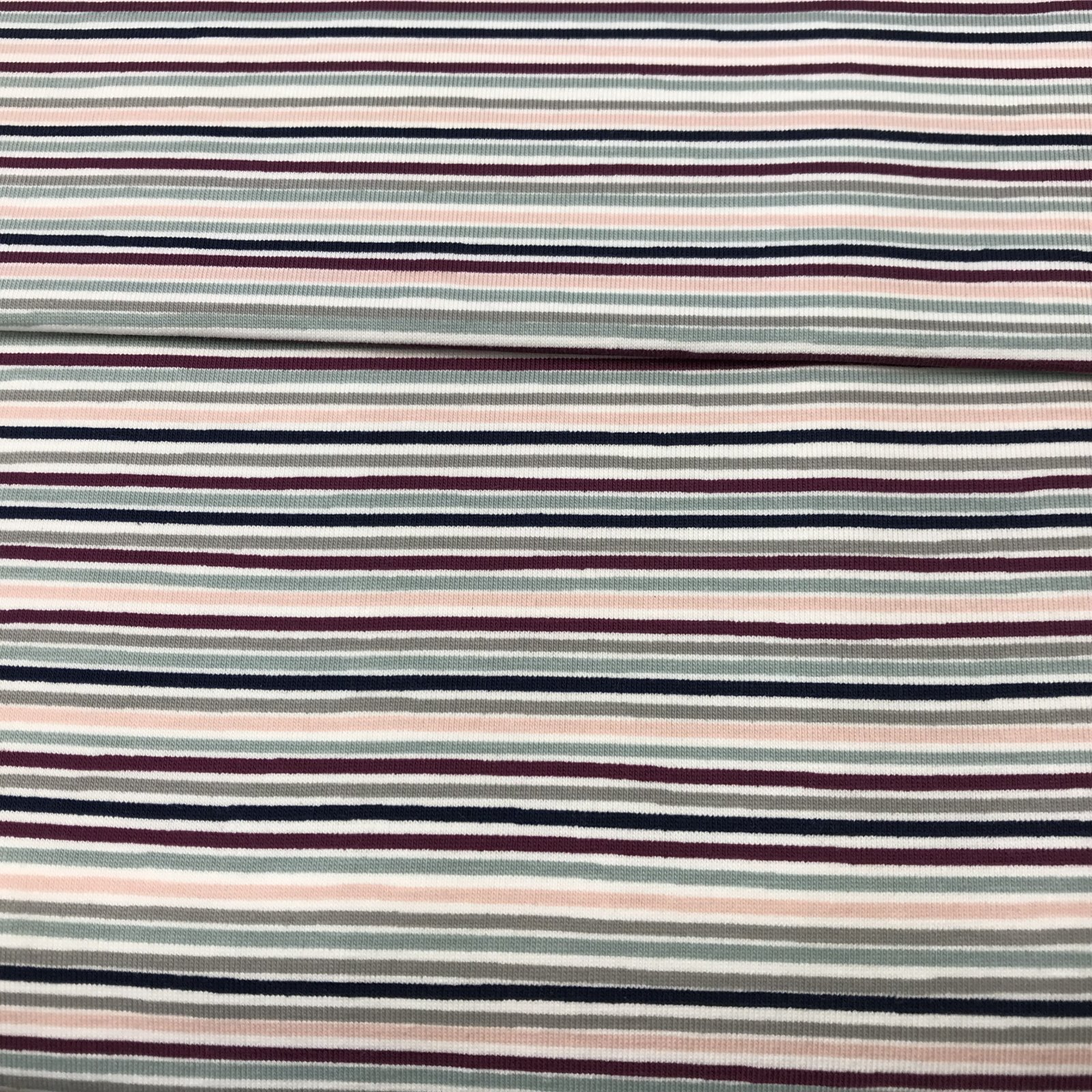 Avalana Jersey - Multi Stripe