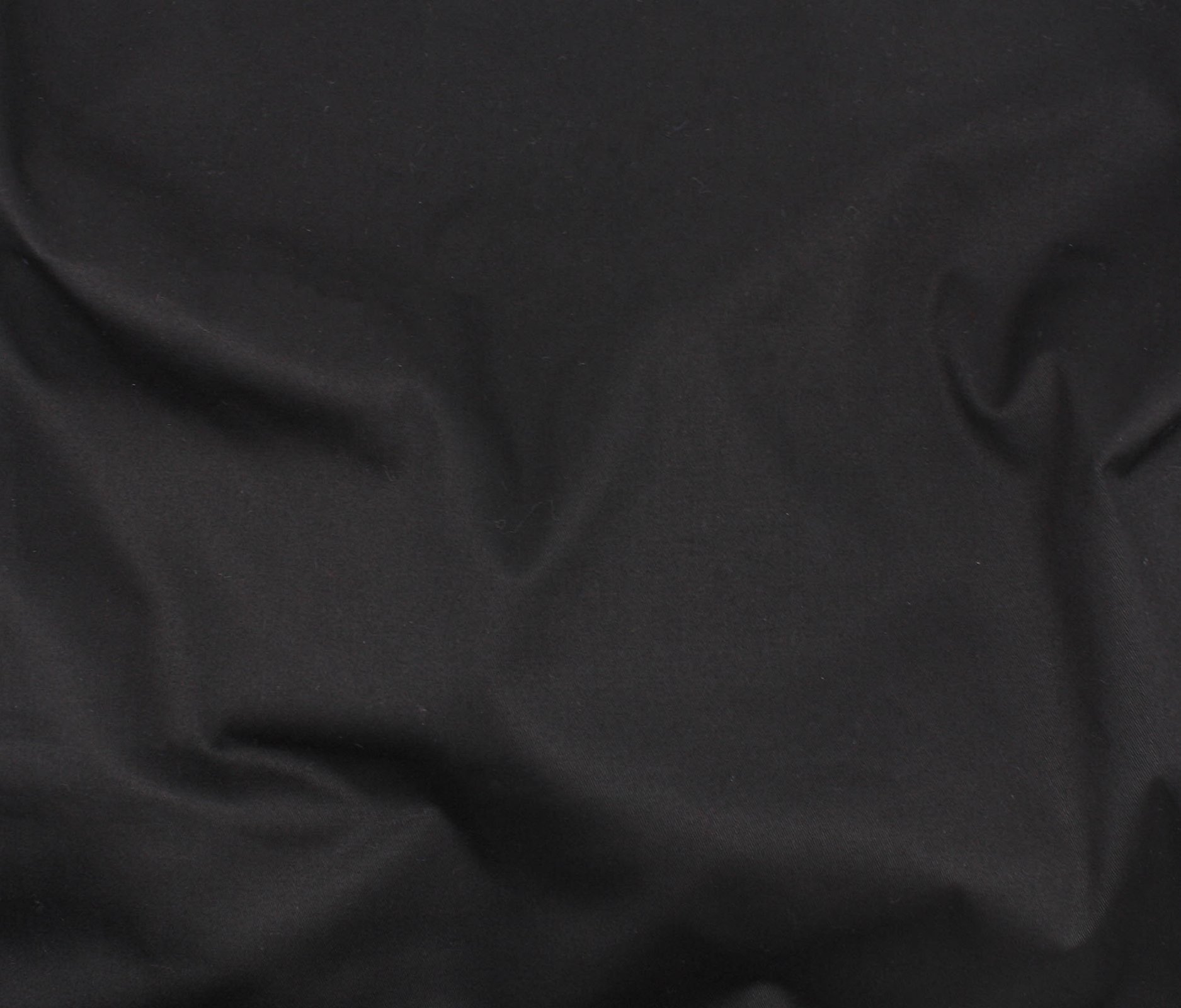 Viscose Twill - Black