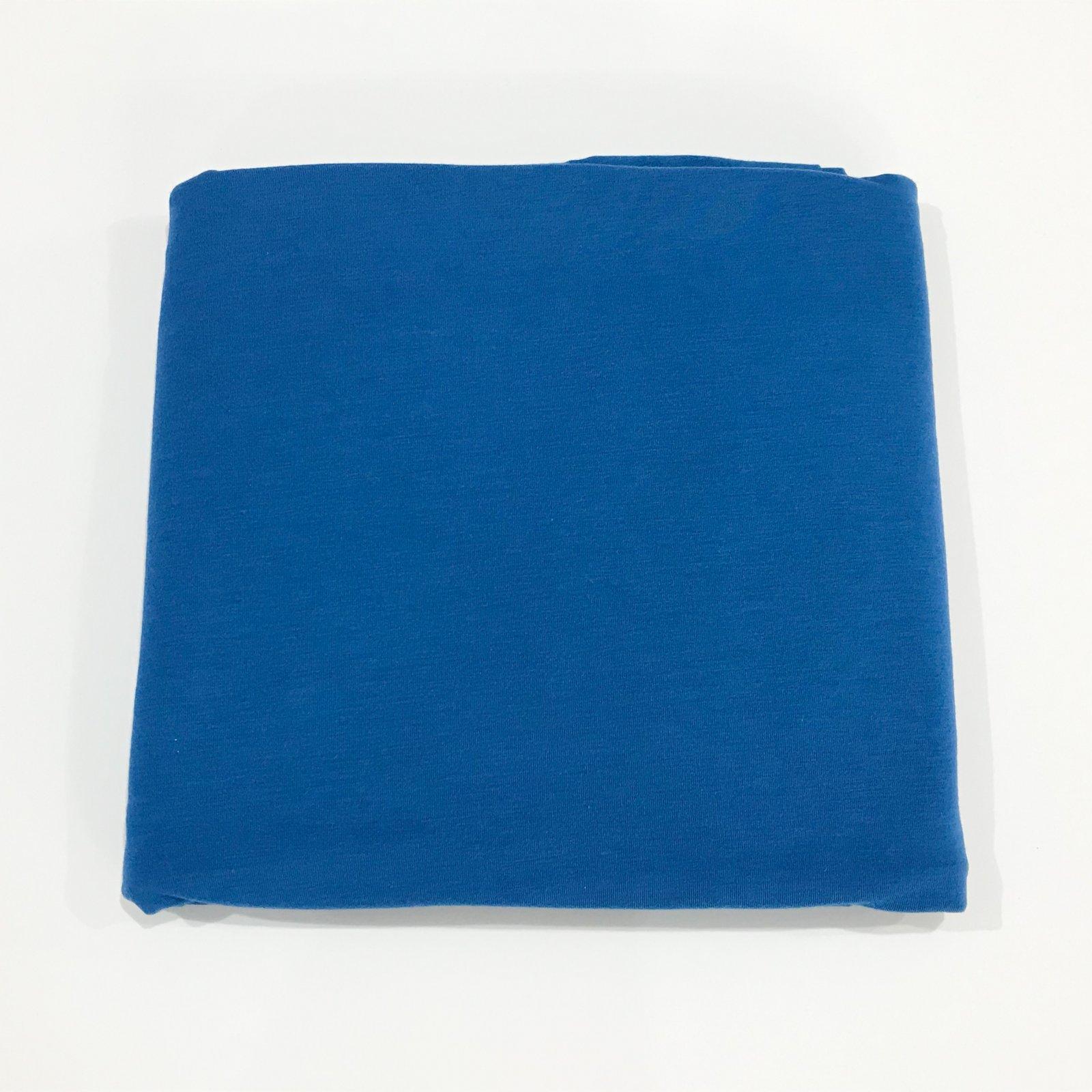 1 1/2 yard - Cotton Knit - Azul