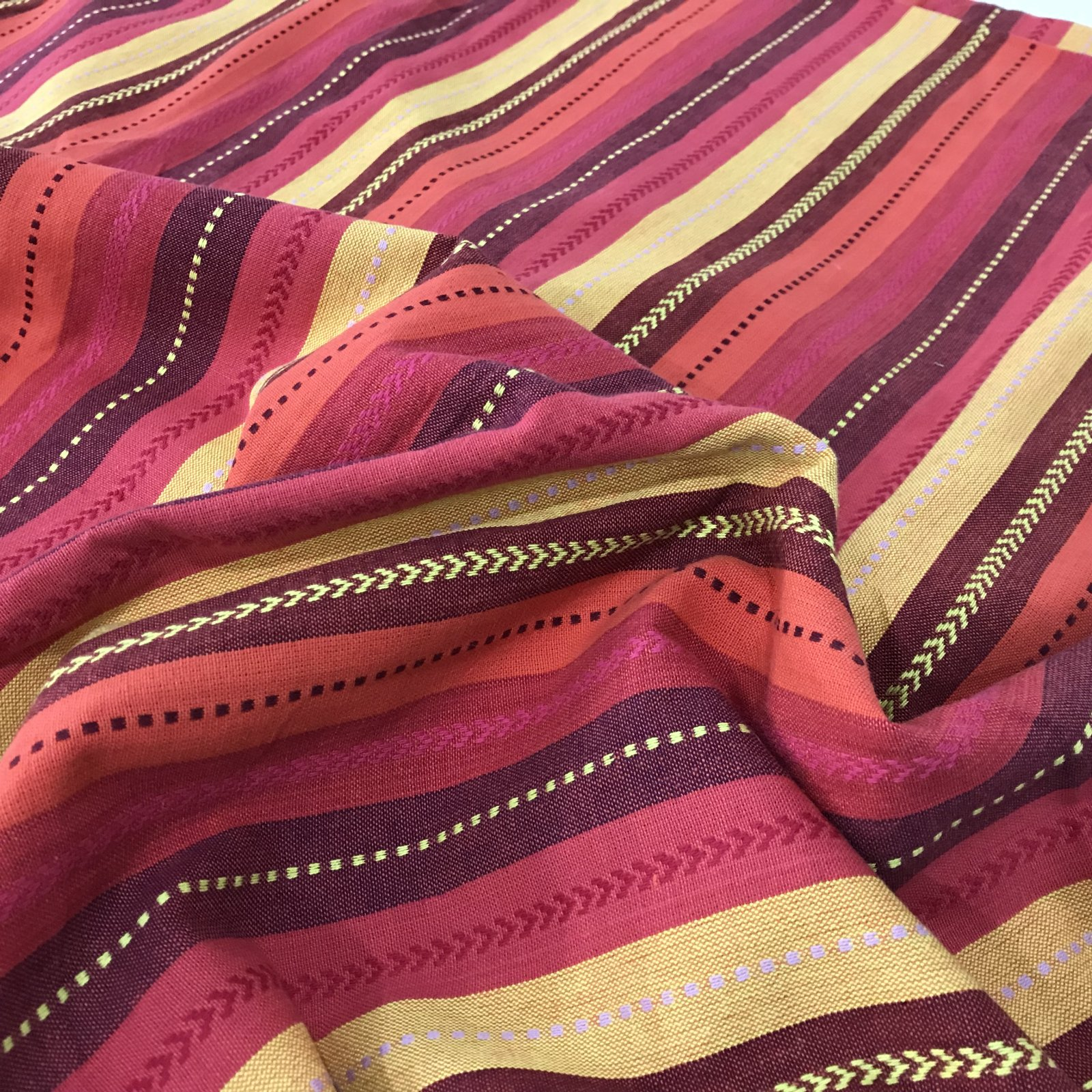 Ikat - Bright Stripes