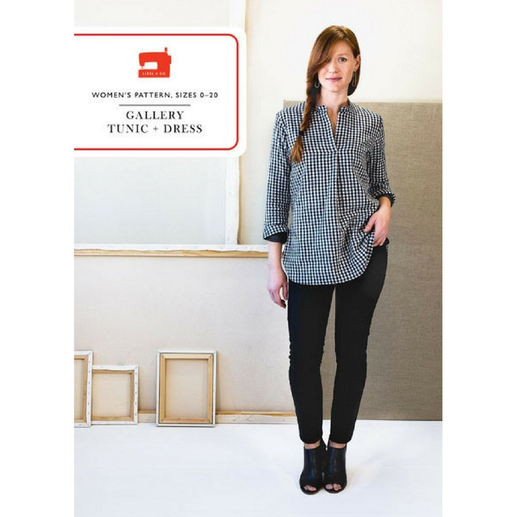 Liesl & Co - Gallery Tunic + Dress