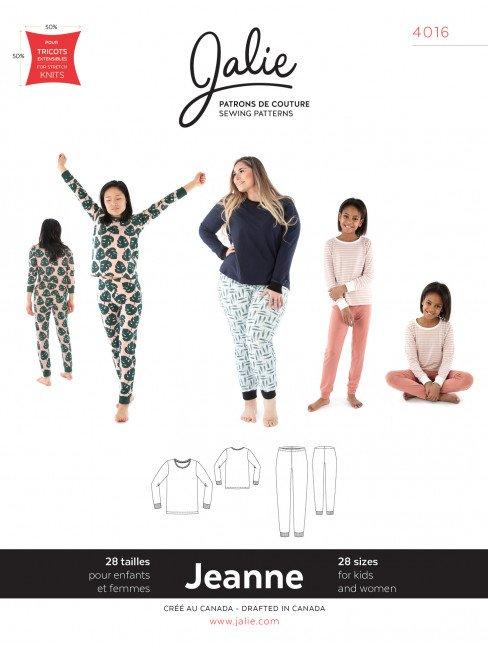 Jalie - Jeanne PJ's