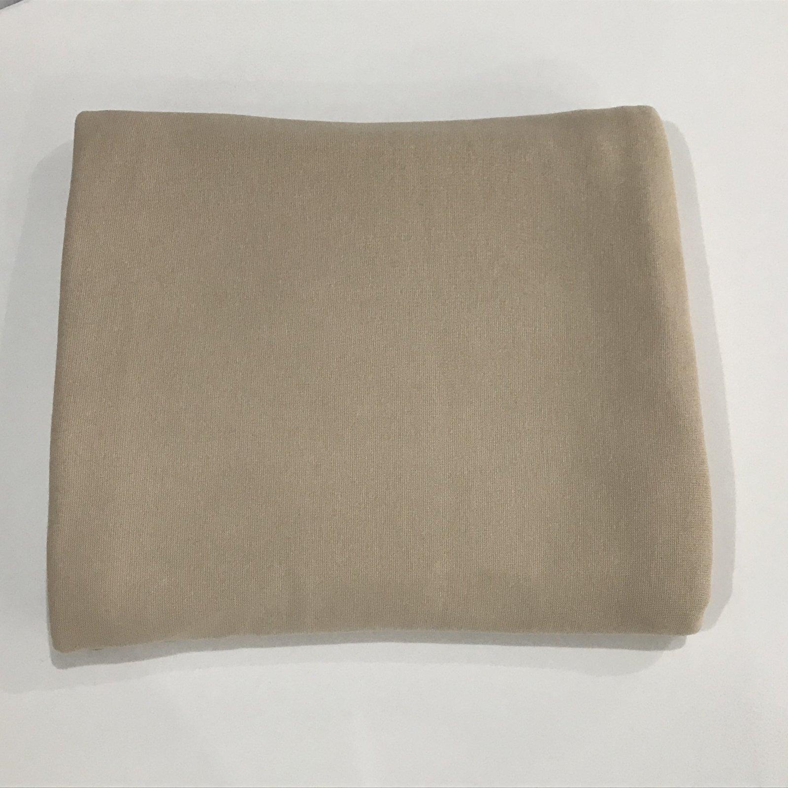 Bamboo/Cotton Ponte  - Nude - 2 1/8 yards