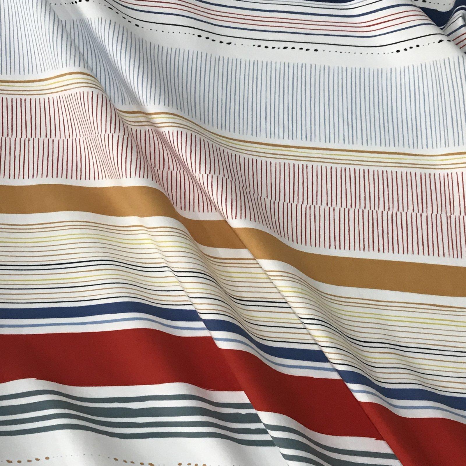 Cotton Knit -   A Line Study