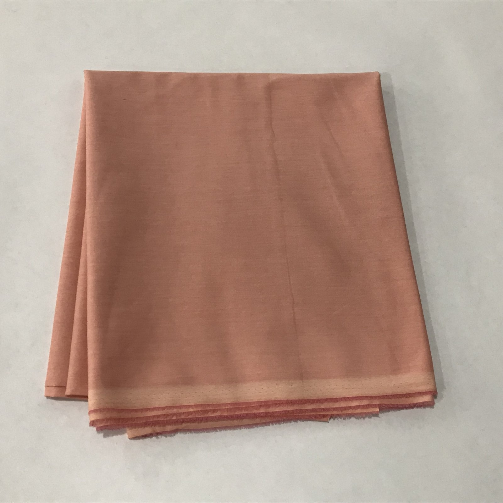 Stretch Cotton - Peach - 1 1/2 yard