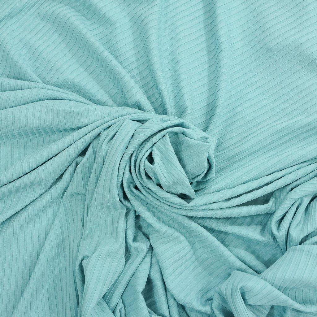 Tencel Knit Ribbing - Eileen Fisher Sky Blue