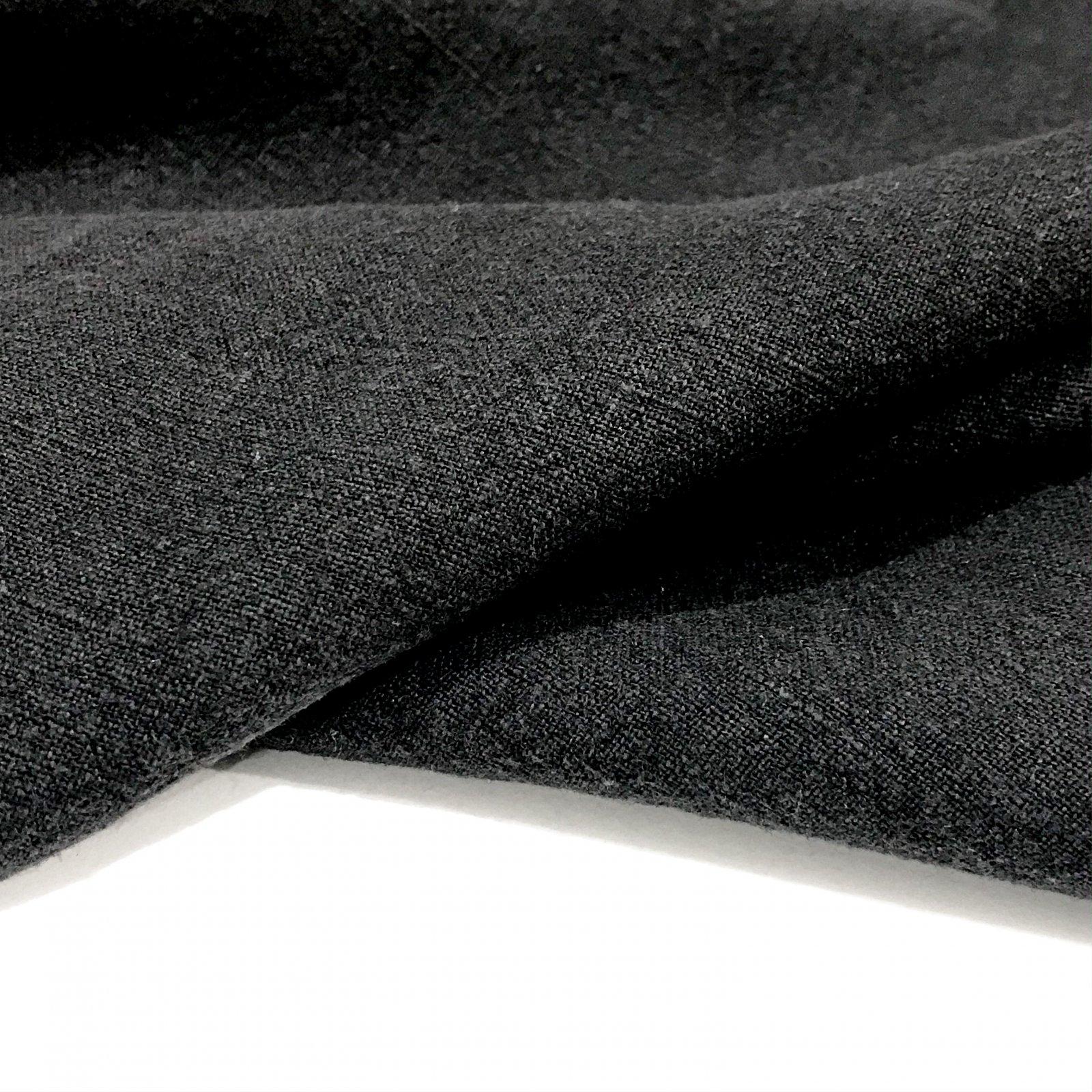 Linen - Washed Black