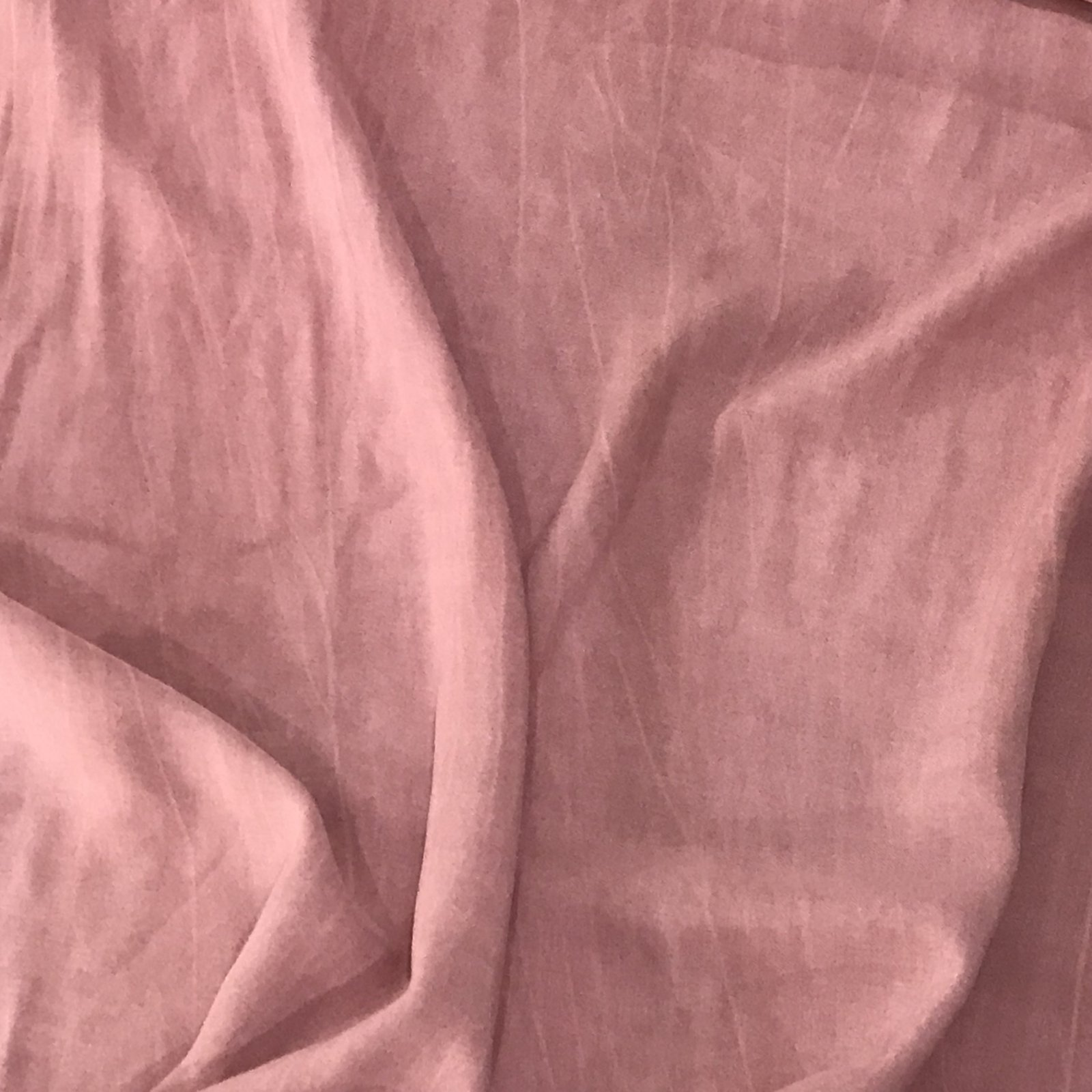 Sandwashed Rayon - Wood Rose
