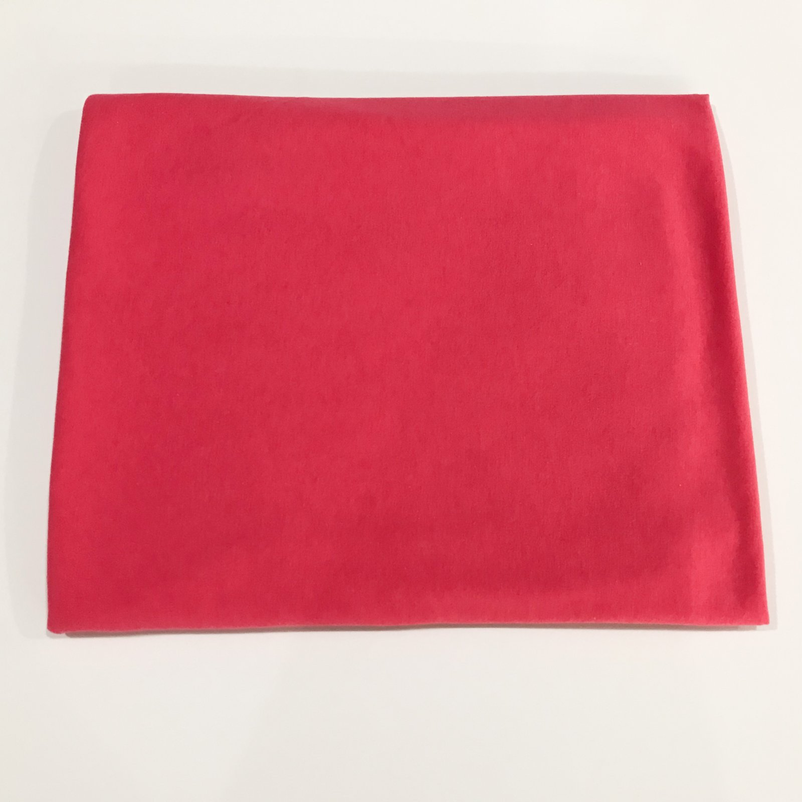 1 yards + 17 inches - Cotton Modal Knit - Paradise Pink