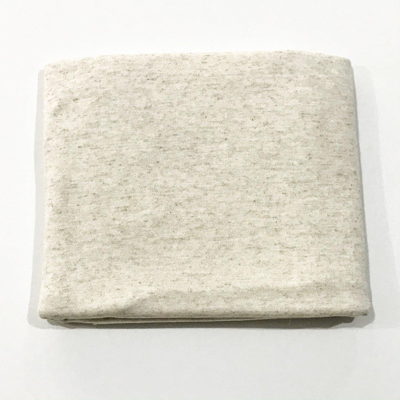 Sweater Knit - Oatmeal - 2 yards