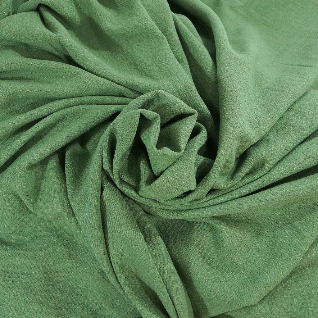 Grace Viscose & Linen Blend - Thyme