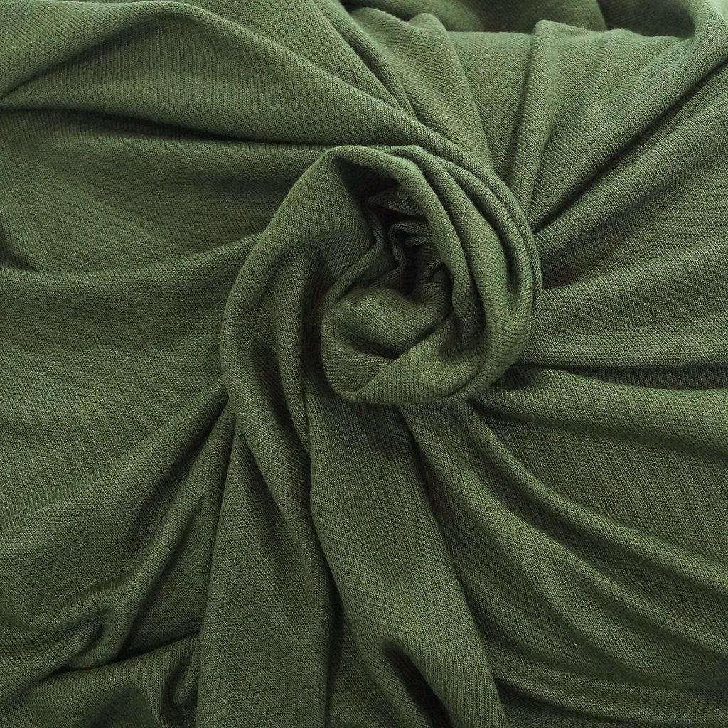 Hacci Sweater Knit - Fern