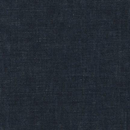 Denim - Cotton/Linen Blend 6 oz