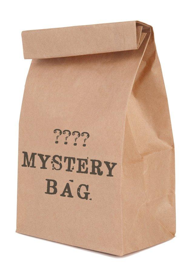 Mystery Bag - $ 10.00