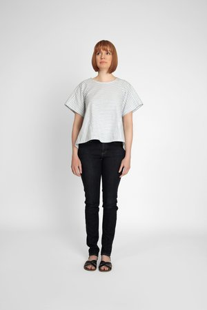 In The Folds - The Collins Top