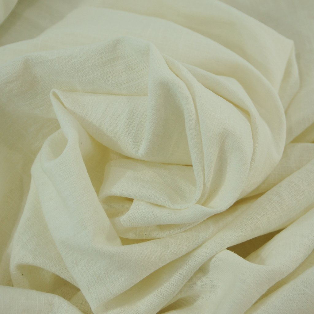 Soft Wash Linen - Ivory
