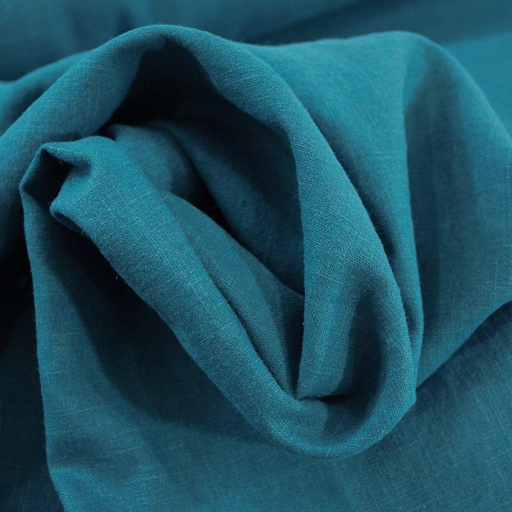 Soft Wash Linen - Marine Blue