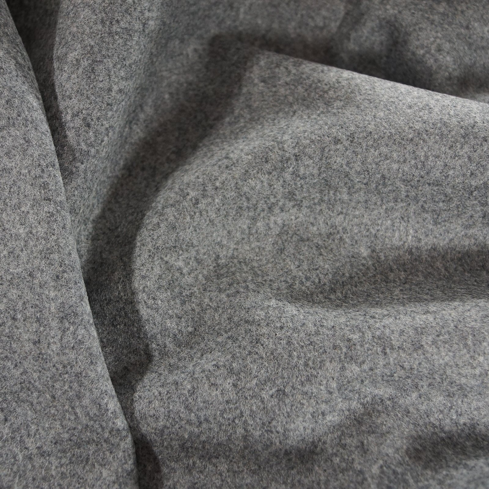 Wool - Pendleton (TM) Gray Wool Coating