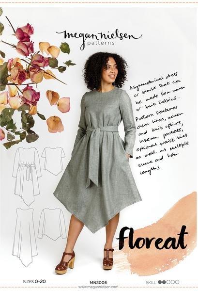 Megan Nielsen - Floreat Dress & Top