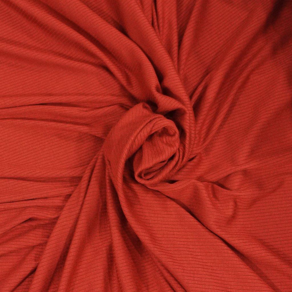 Ribbed Tencel (TM) - Sangria