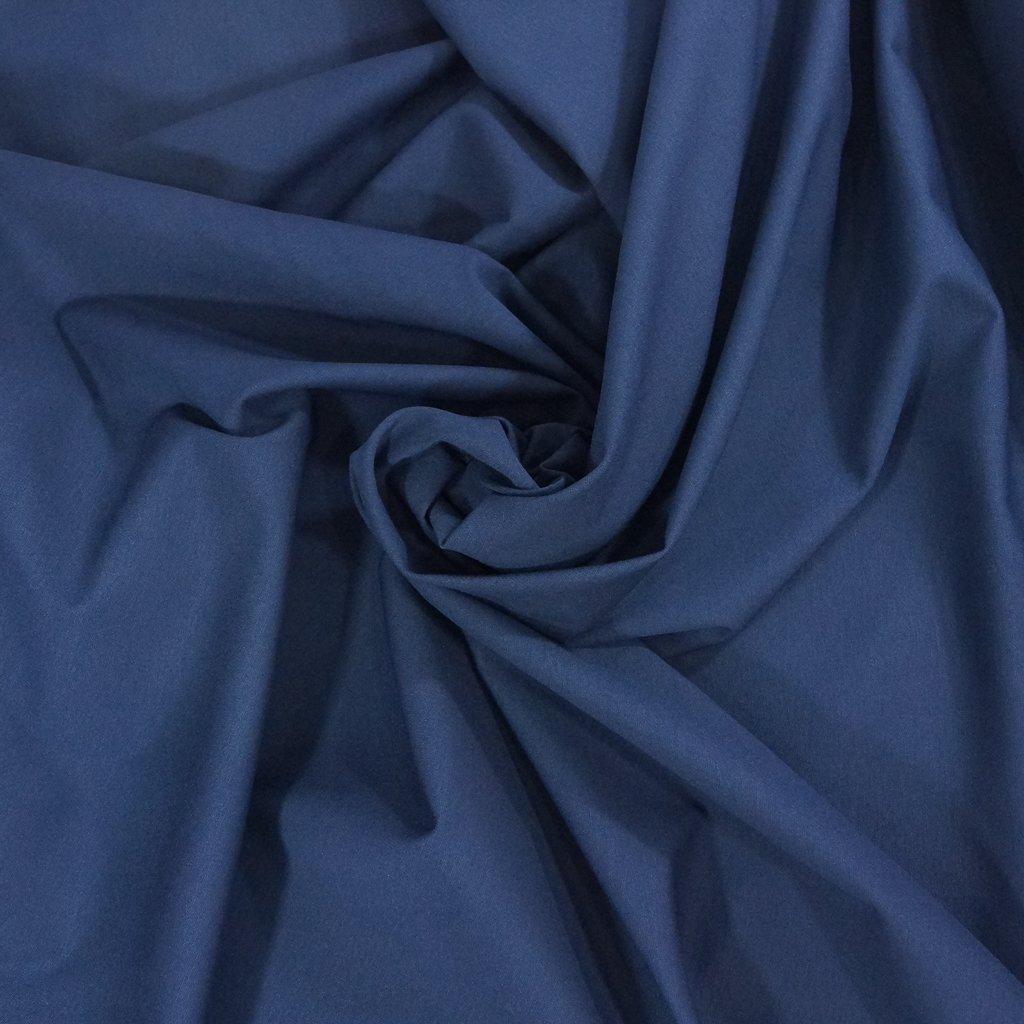 Ponte - Navy Cotton/Rayon Blend