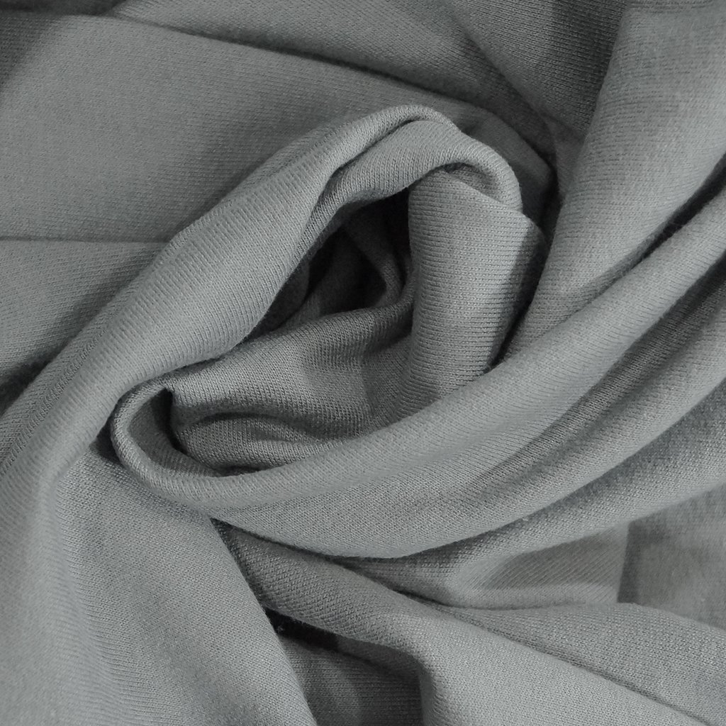 Organic Cotton - Cool Gray French Terry