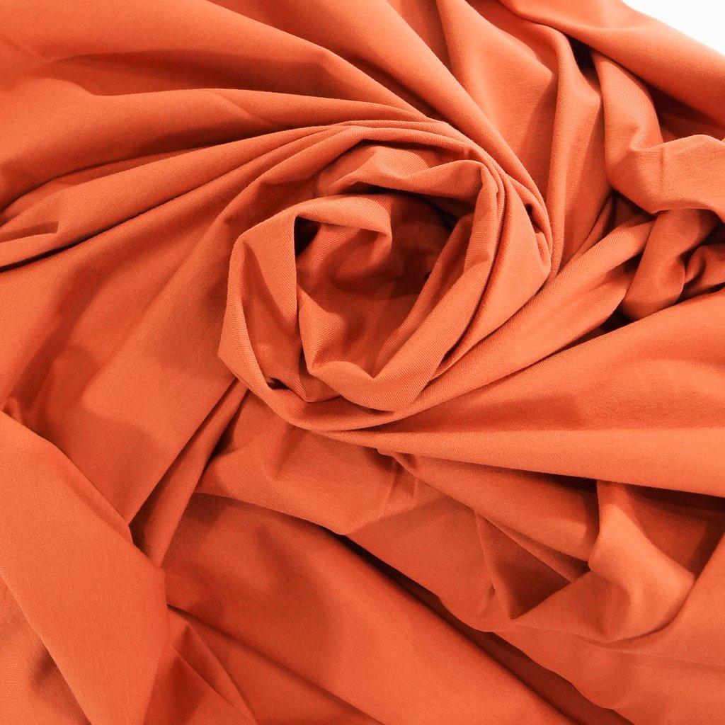 Cotton - OEKO-TEX Cert Perla Knit - Cinnamon