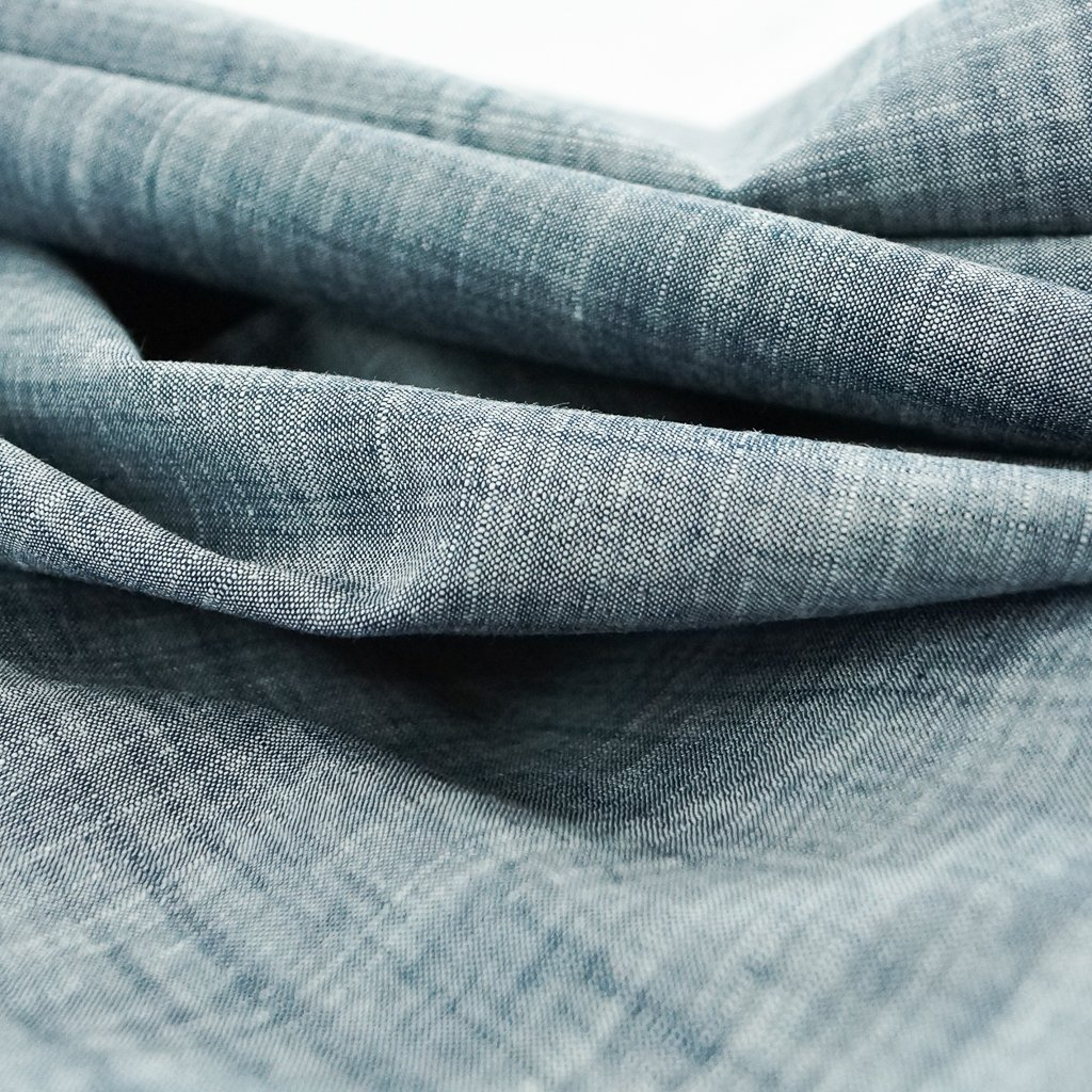 Cotton - Chambray Union Indigo